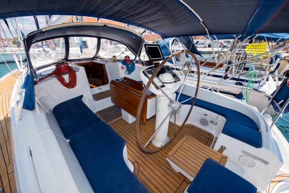 Rental Sailboat in Trogir - Jeanneau Sun Odyssey 42.2