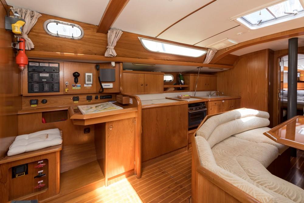 Boat rental Trogir cheap Sun Odyssey 42.2