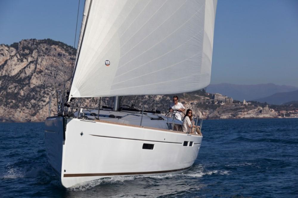 Rent a Jeanneau Sun Odyssey 479 Trogir