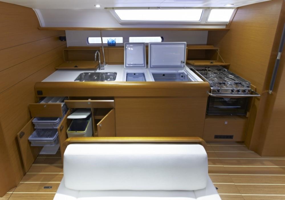 Boat rental Trogir cheap Sun Odyssey 479