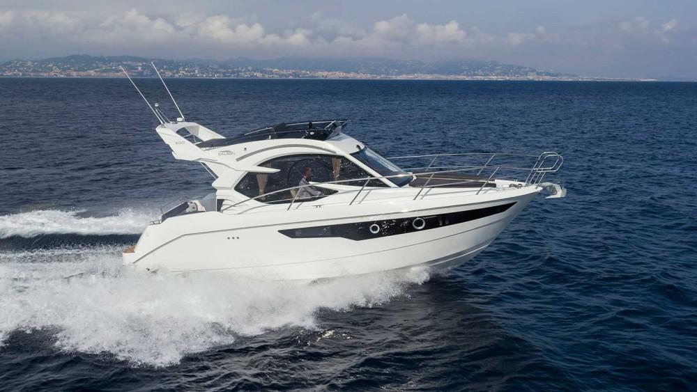 Boat rental Galeon Galeon 33 Fly in Baška Voda on Samboat