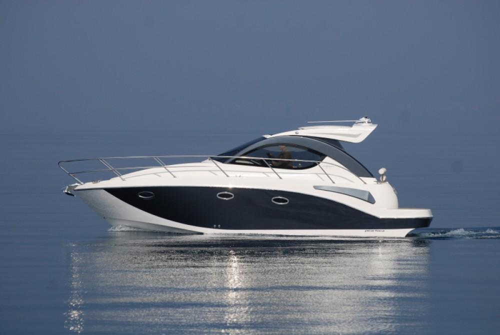 Rental Motor boat in Baška Voda - Pearl-Sea-Yachts-Doo Pearlsea 31 Hard Top
