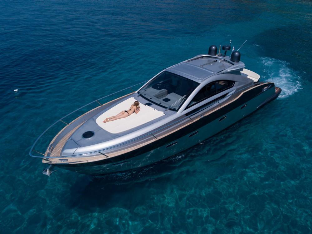 Rental Motorboat in  - Pearl-Sea-Yachts-Doo Pearlsea 56 Coupe