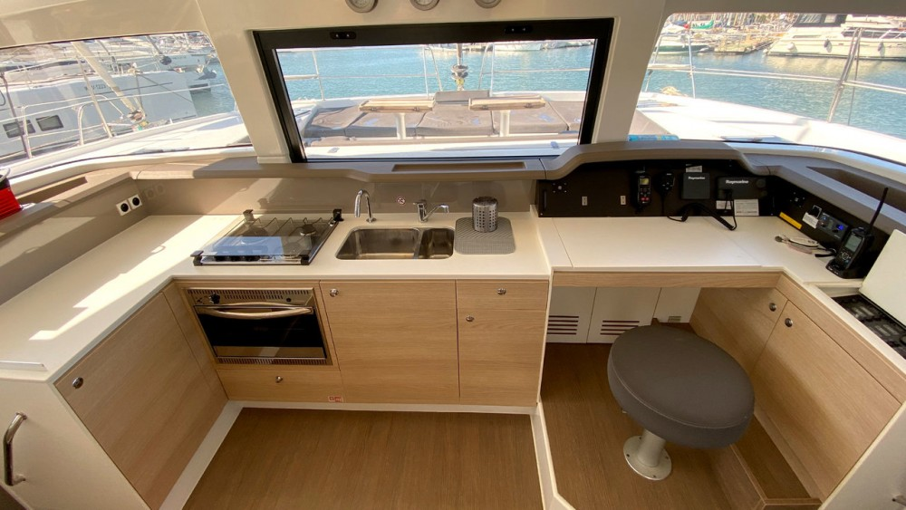 Rental yacht Balearic Islands - Catana Bali 4.0 - 4 cab. on SamBoat