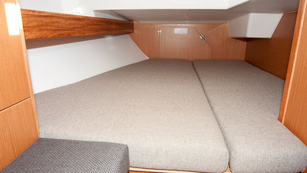 Bavaria Cruiser 36 between personal and professional Can Pastilla