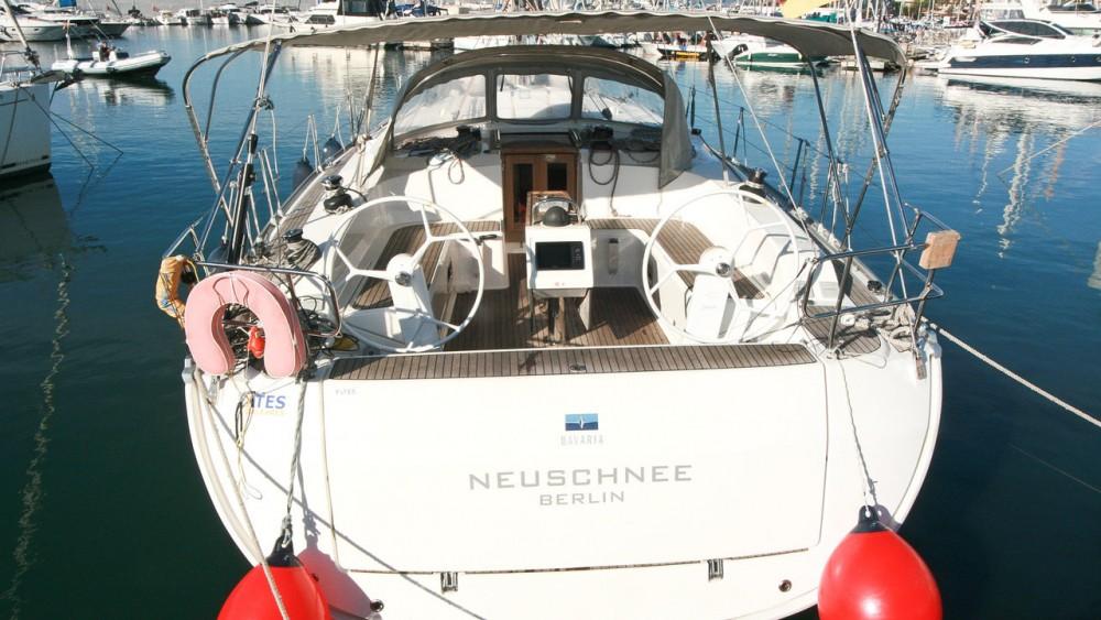 Rental Sailboat in Can Pastilla - Bavaria Cruiser 51