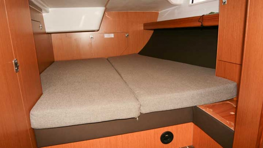 Bavaria Cruiser 51 between personal and professional Can Pastilla