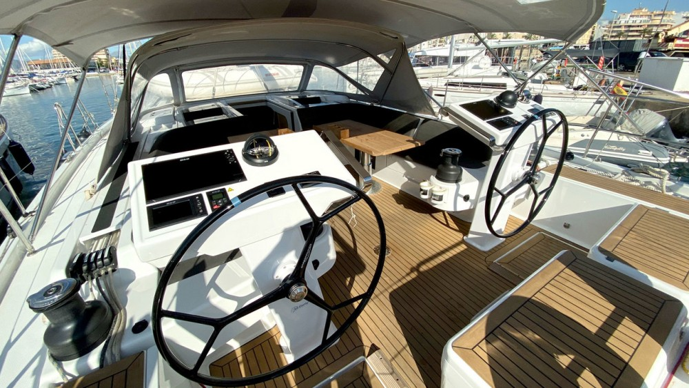 Hanse Hanse 548 - 3 + 1 cab. between personal and professional Palma