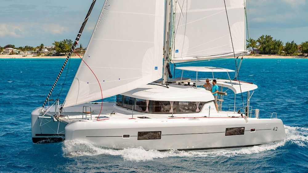 Rental Catamaran in  - Lagoon Lagoon 42