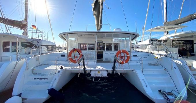 Boat rental Lagoon Lagoon 450 in Can Pastilla on Samboat