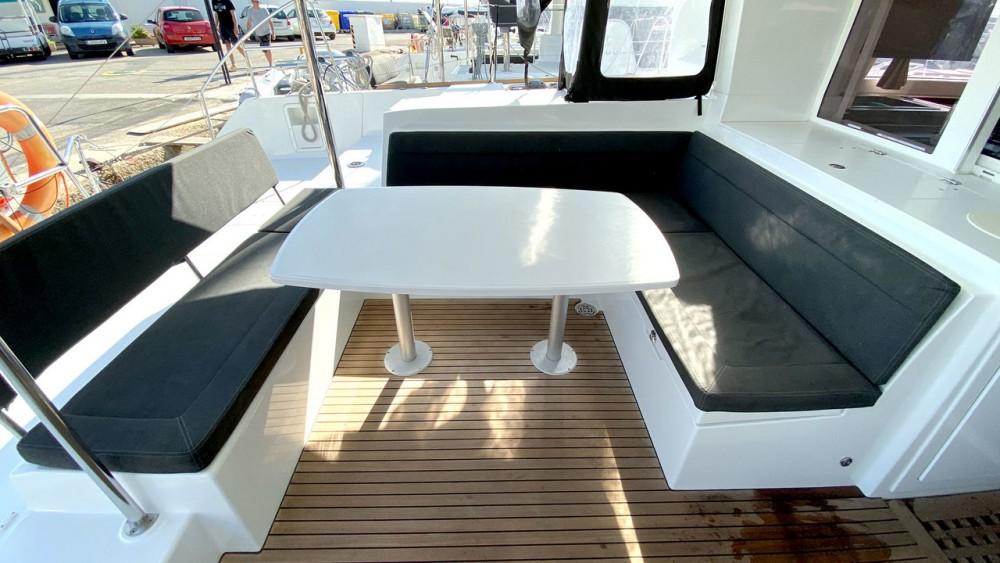 Rental Catamaran in Can Pastilla - Lagoon Lagoon 450 - 4 + 2 cab.