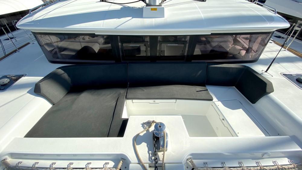 Rental yacht Can Pastilla - Lagoon Lagoon 450 - 4 + 2 cab. on SamBoat