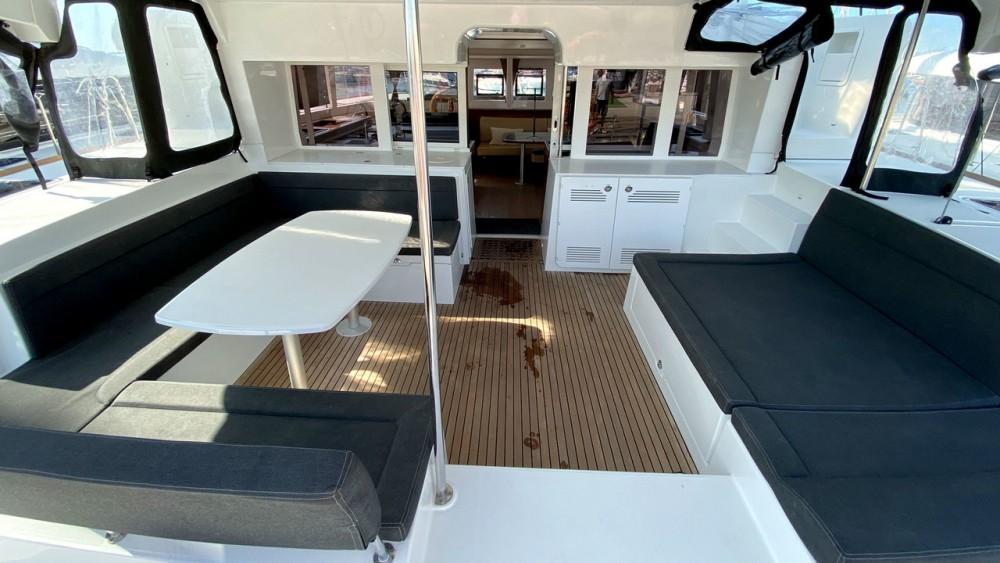 Boat rental Can Pastilla cheap Lagoon 450 - 4 + 2 cab.