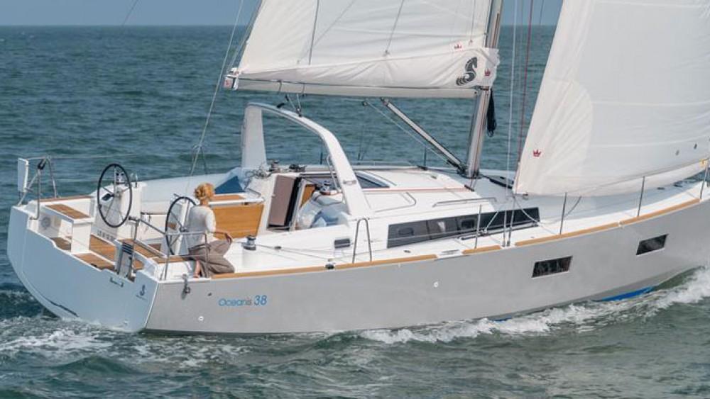 Rental yacht Can Pastilla - Bénéteau Oceanis 38 on SamBoat