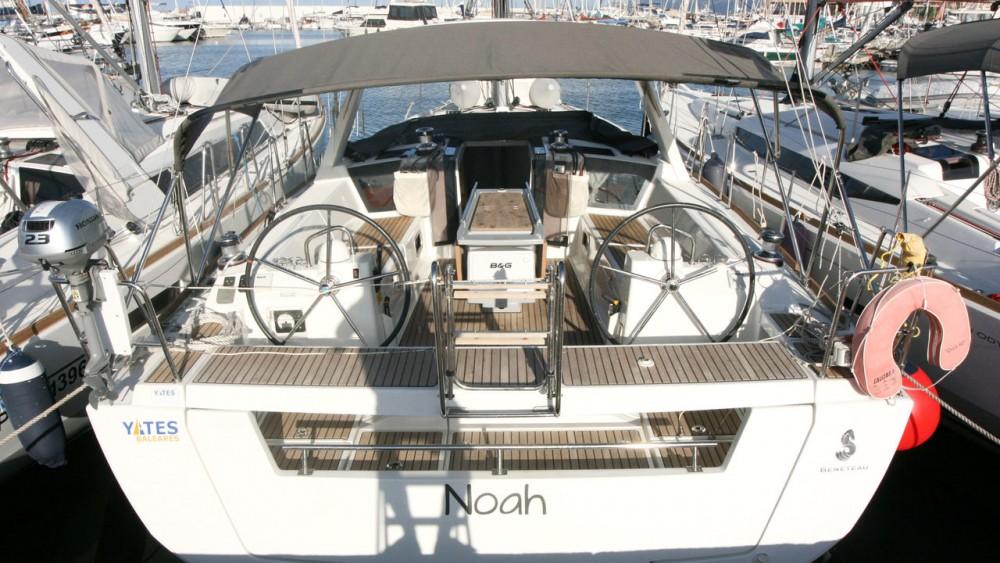 Boat rental  cheap Oceanis 41