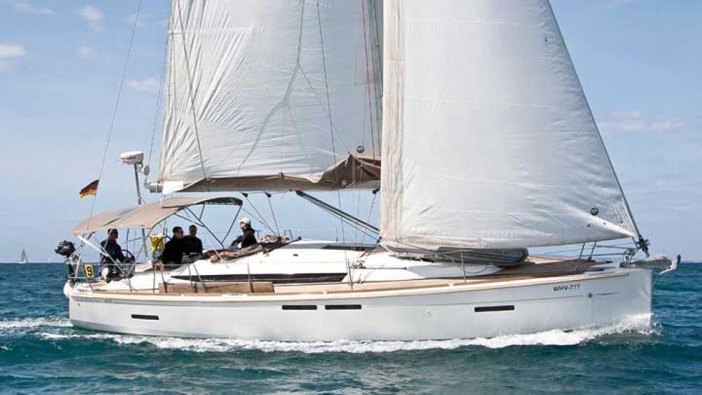Boat rental  cheap Sun Odyssey 409