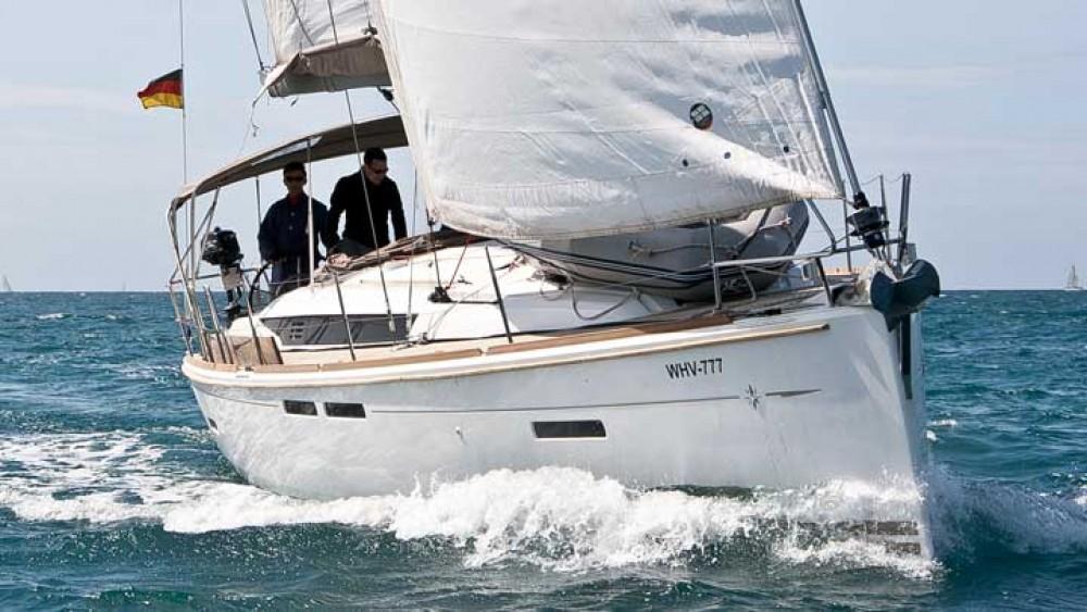 Boat rental Jeanneau Sun Odyssey 409 in  on Samboat