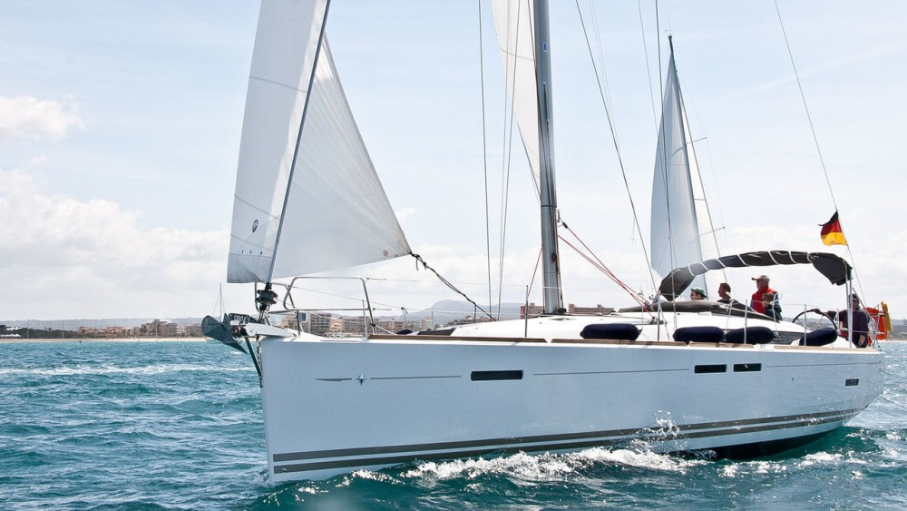 Boat rental Jeanneau Sun Odyssey 439 in Can Pastilla on Samboat