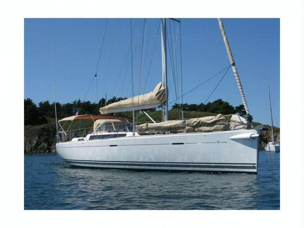 Boat rental Port de plaisance d'Horta cheap Dufour 485 Grand Large