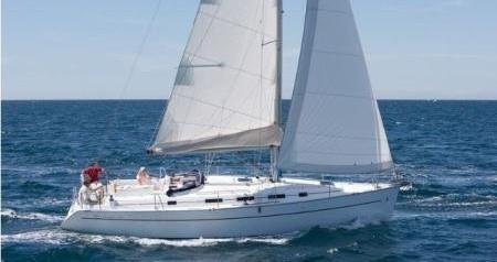 Rental Sailboat in Rogač - Bénéteau Cyclades 39.3