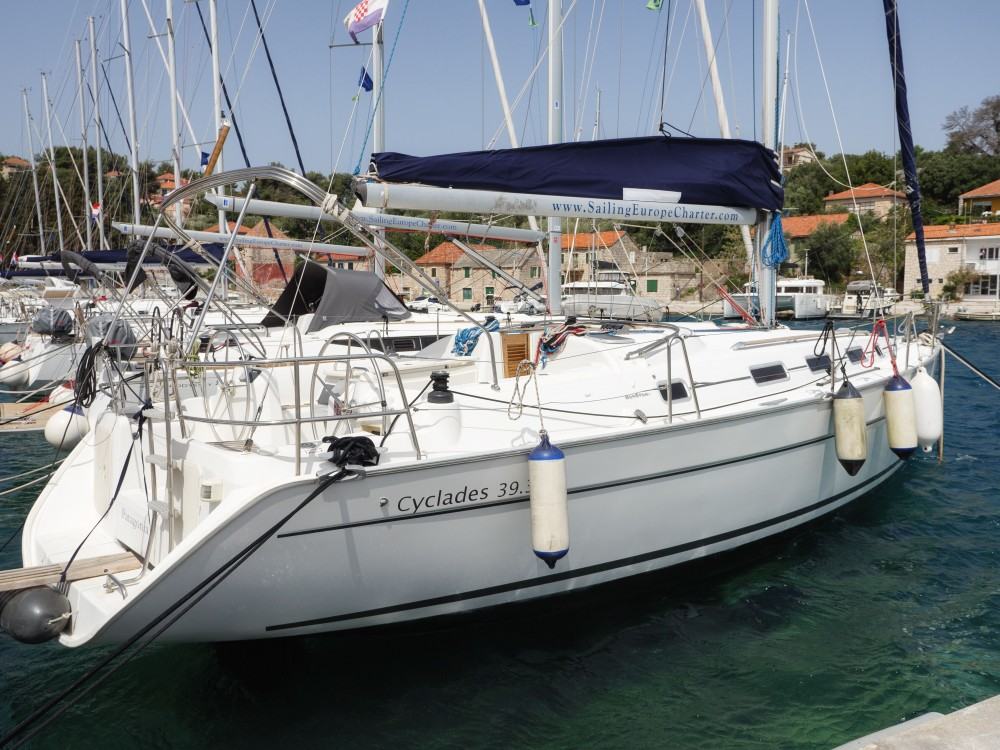 Rental yacht Rogač - Bénéteau Cyclades 39.3 on SamBoat