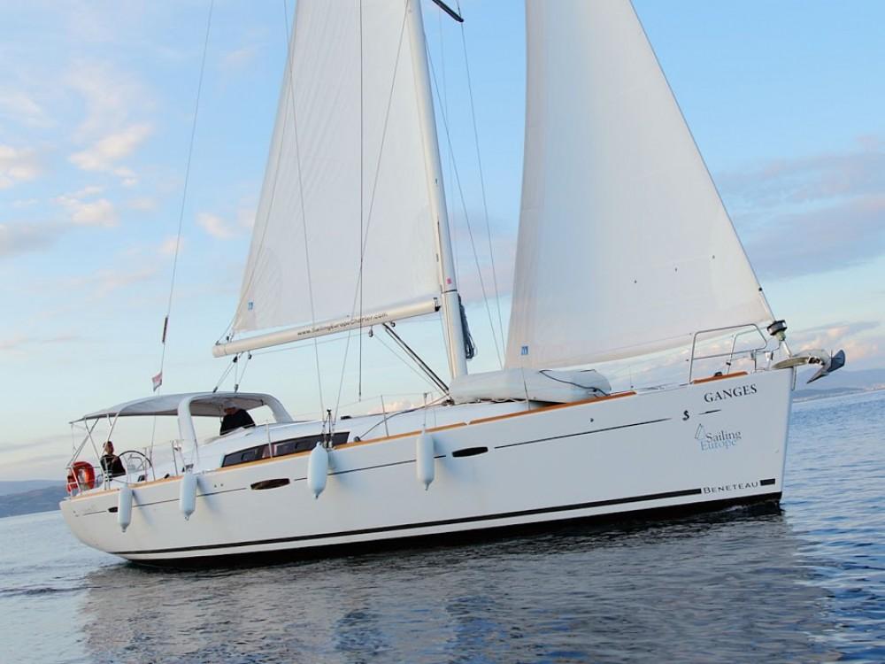 Boat rental Rogač cheap Oceanis 50 Family