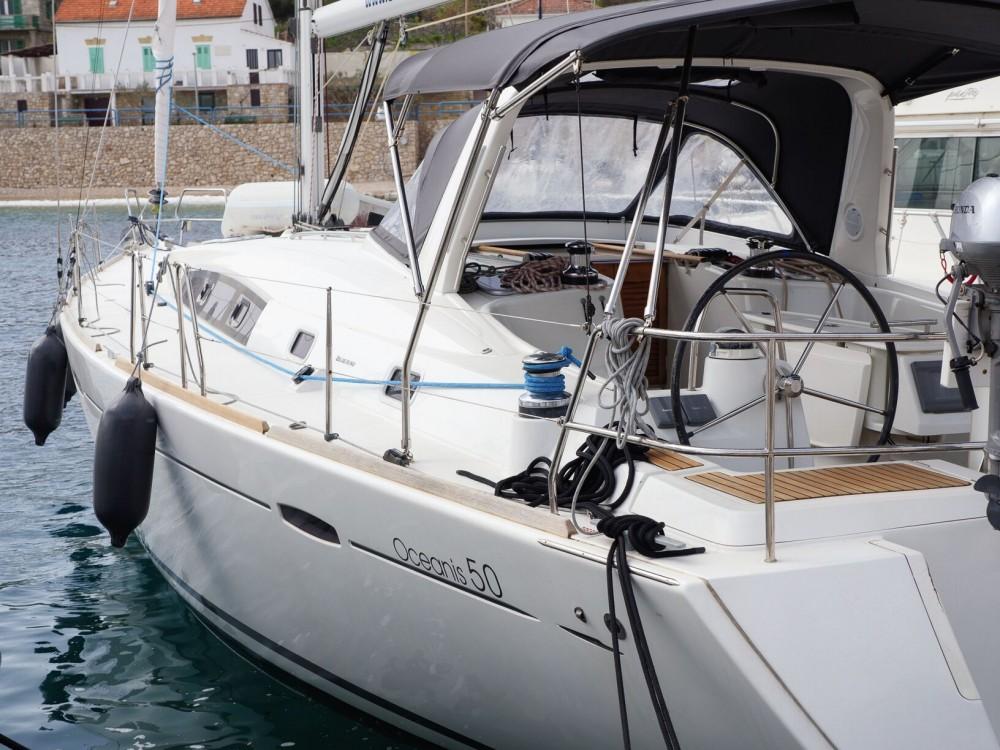 Boat rental Bénéteau Oceanis 50 Family in Rogač on Samboat