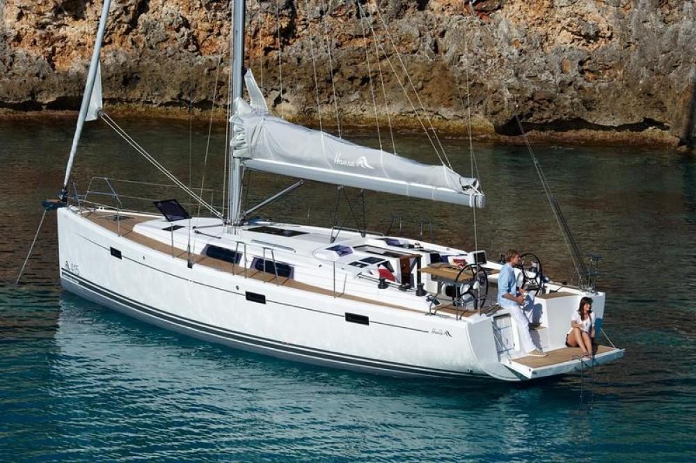 Rental yacht Milas - Hanse Hanse 415 on SamBoat