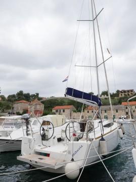Boat rental Rogač cheap Sun Odyssey 349