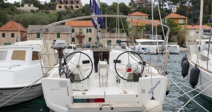 Rental Sailboat in Rogač - Jeanneau Sun Odyssey 349