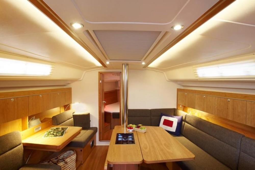 Boat rental Milas cheap Hanse 415
