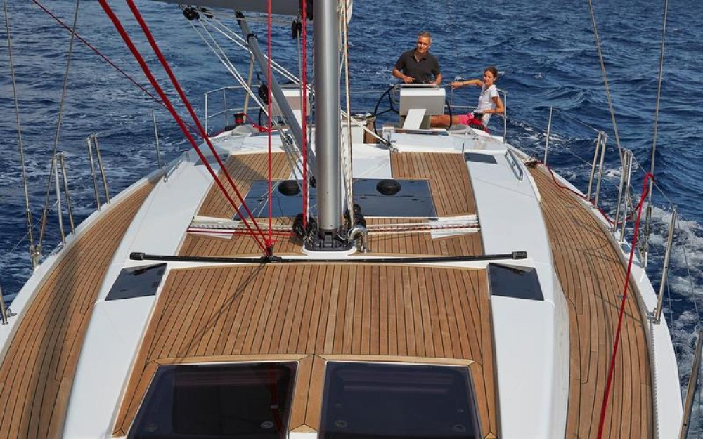 Sailboat for rent Milas at the best price