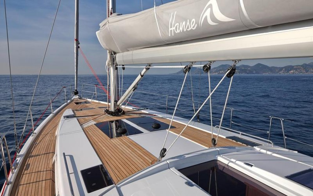 Hanse Hanse 455 between personal and professional Milas