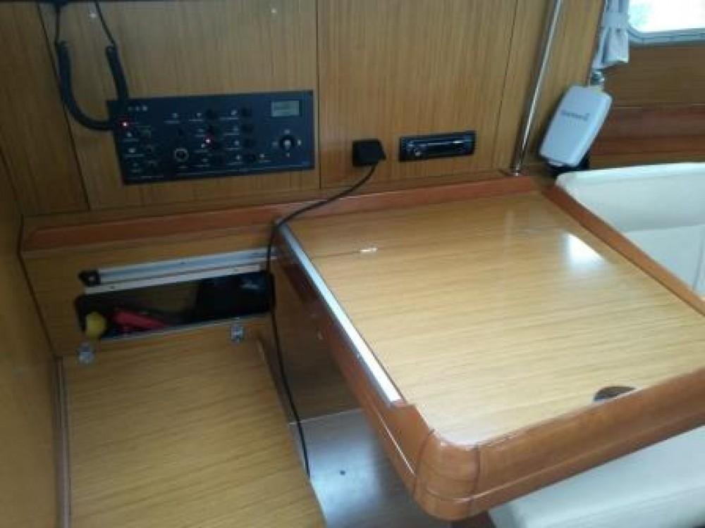 Boat rental Jeanneau Sun Odyssey 36i in Peloponnese on Samboat