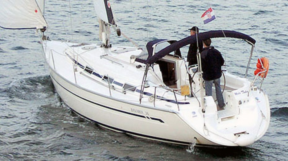 Rental Sailboat in Split - Bavaria Bavaria 36