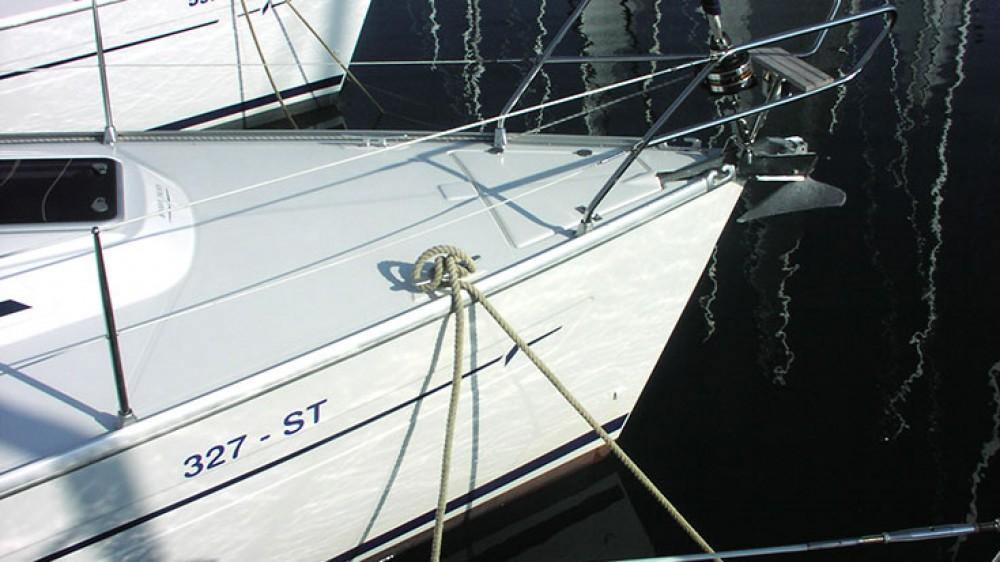 Boat rental Bavaria Bavaria 36 in Split on Samboat