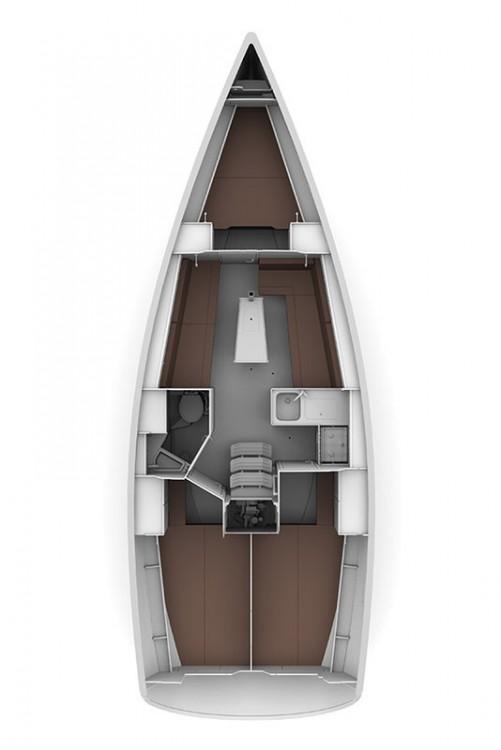 Boat rental Split cheap Bavaria Cruiser 34