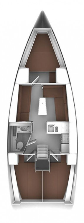 Bavaria Bavaria Cruiser 37 - 3 cab. between personal and professional Split