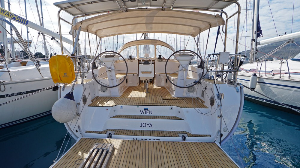 Bavaria Bavaria Cruiser 46 - 4 cab. between personal and professional Split