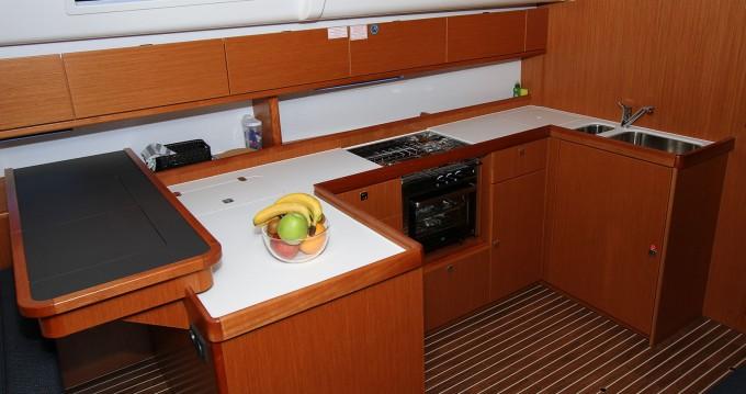Rental yacht  - Bavaria Cruiser 51 on SamBoat