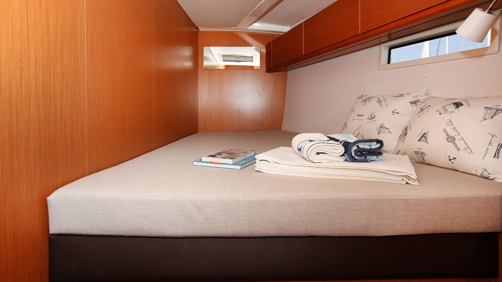 Bavaria Cruiser 51 between personal and professional Split