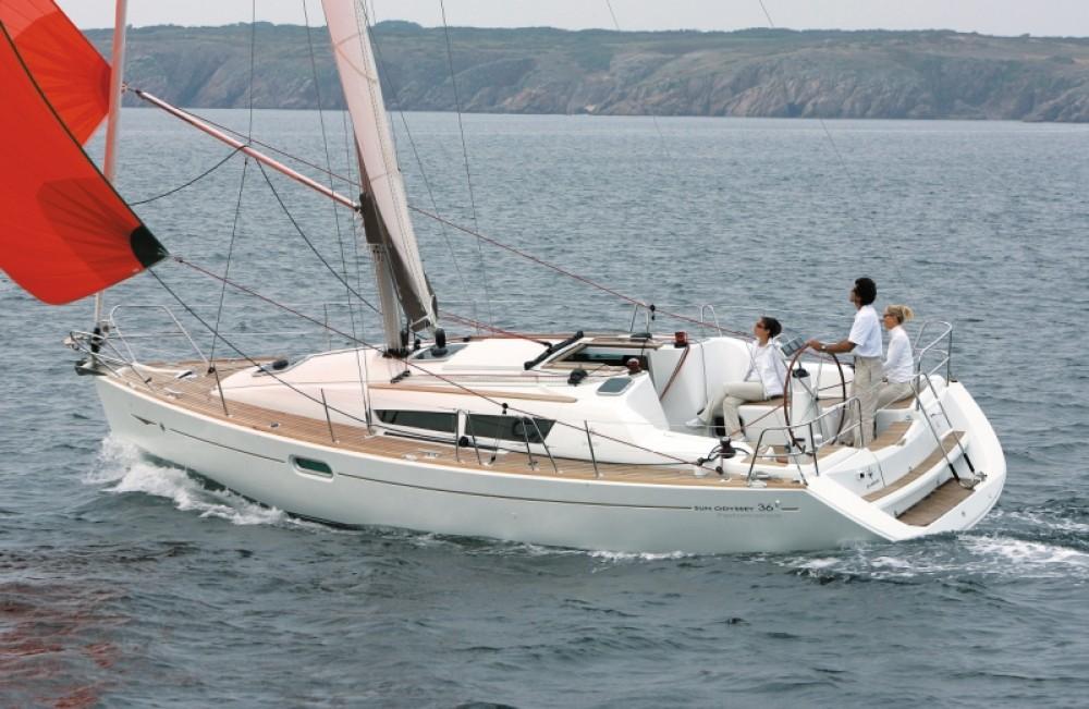 Rental yacht  - Jeanneau Sun Odyssey 36i on SamBoat