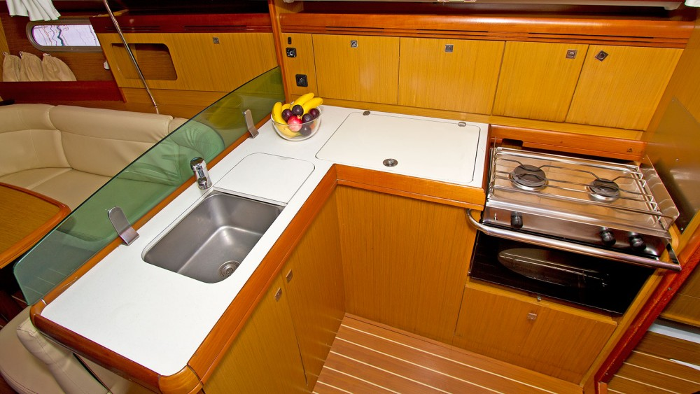 Rental Sailboat in  - Jeanneau Sun Odyssey 36i