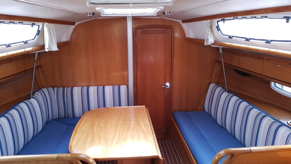 Rent a Bavaria Cruiser 34 Peloponnese
