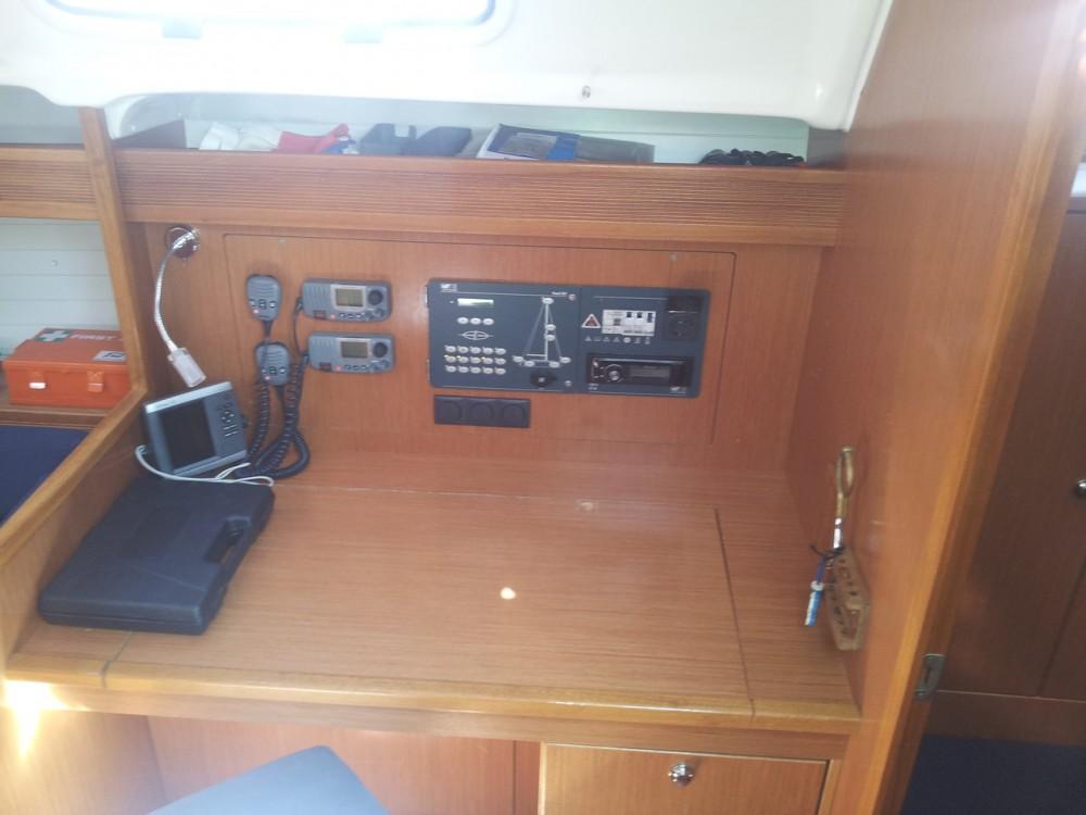 Bavaria Cruiser 43 between personal and professional Lefkada