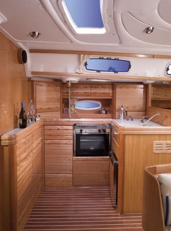 Rent a Bavaria Cruiser 50 Lefkada