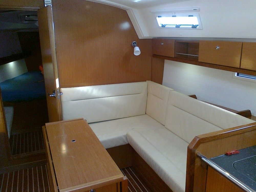 Bavaria Cruiser 36 between personal and professional Lefkada