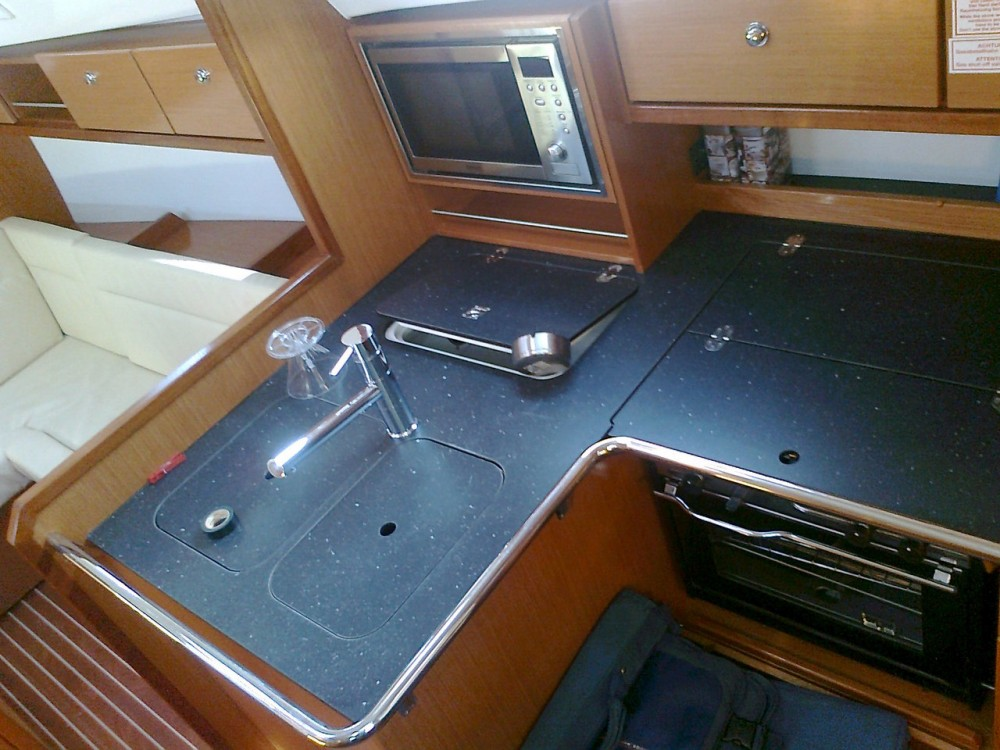 Rental Sailboat in Lefkada - Bavaria Cruiser 36