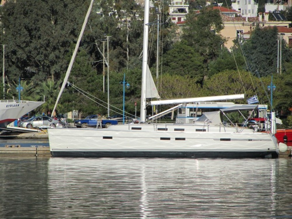 Rent a Bavaria Cruiser 45 Peloponnese