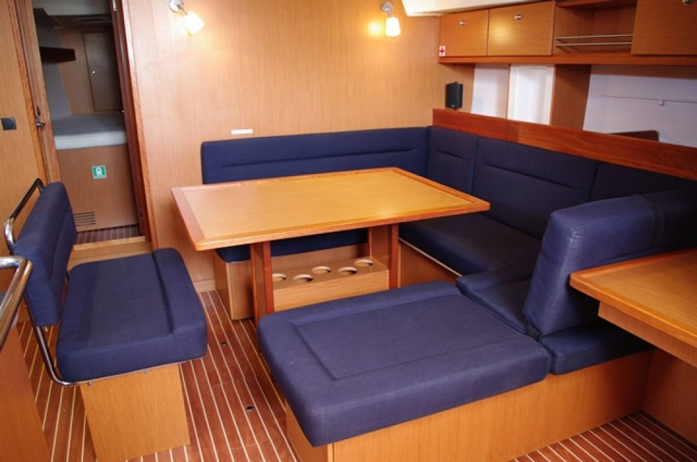 Bavaria Cruiser 45 between personal and professional Peloponnese